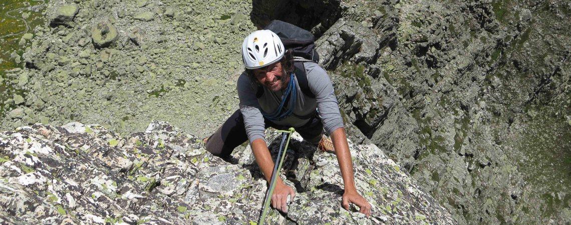 Bergsteigerausbildungen Renato Botte
