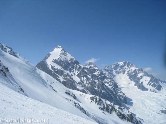 Hochtour Königsspitze / Südtirol