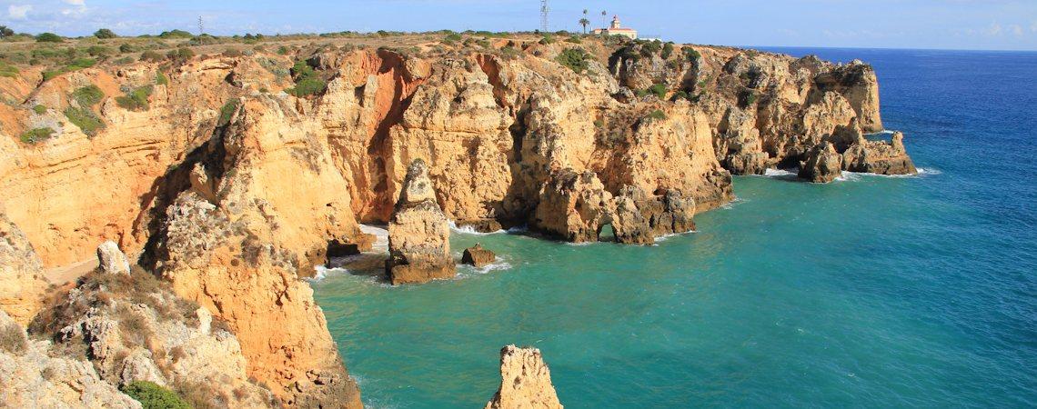 Wanderungen an der Algarve / Traumküste vor Lagos