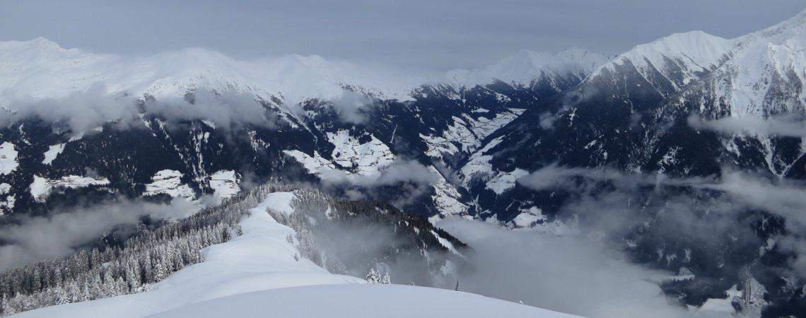 Schnee / Bergerlebnis-Südtirol