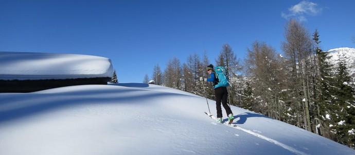 Skitoren Lesachtal / Renato Botte