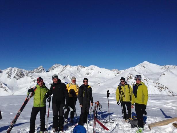 Skitouren Gsiesertal / Südtirol
