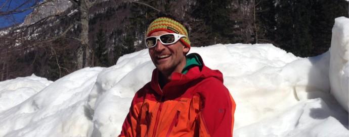Skitouren Slowenien / Renato Botte