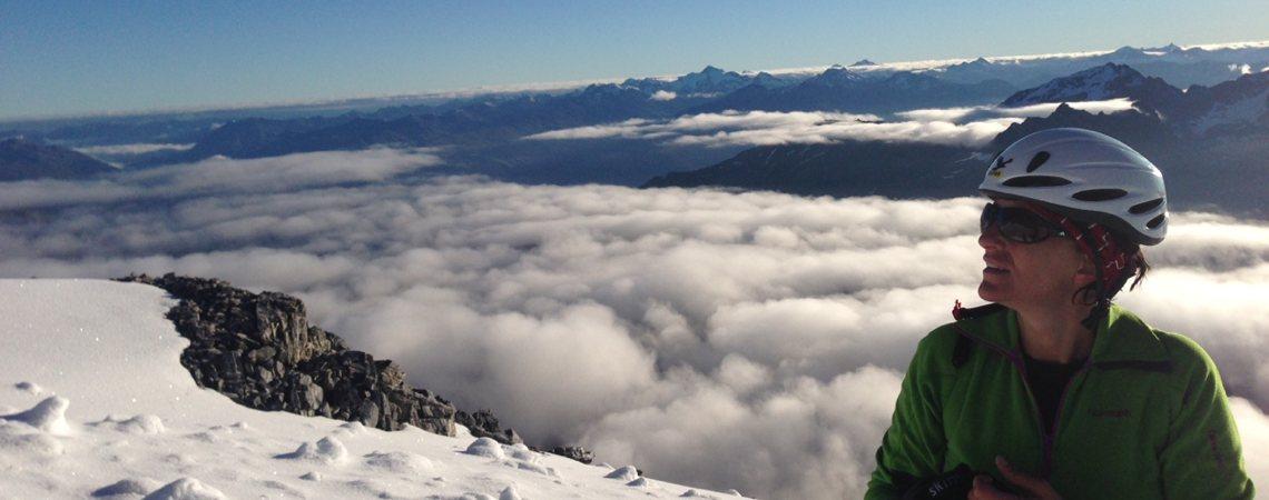 Bergerlebnis: Ortler Besteigung mit Renato Botte
