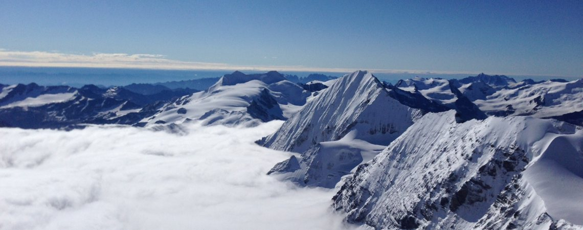 Bergerlebnis Südtirol: Panorama Ortler