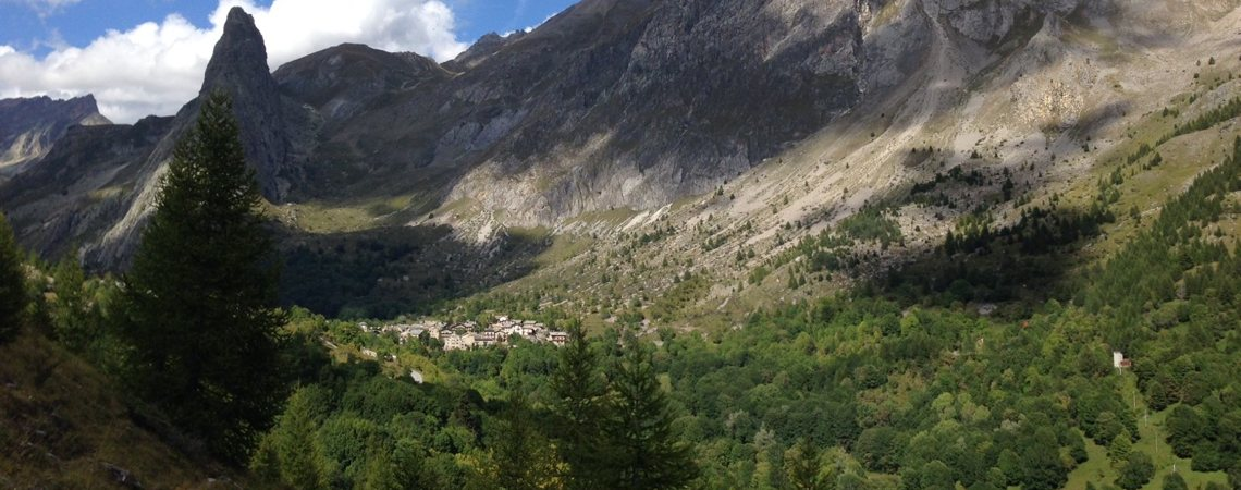 Wanderungen Valmaira: Rocca Provenzale Chiappera