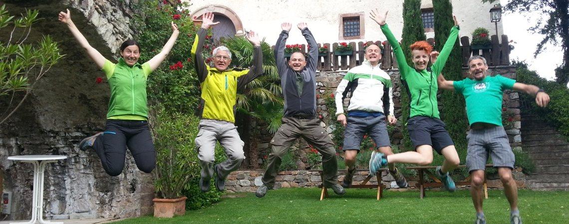 Neue Südtiroler Wanderleiter