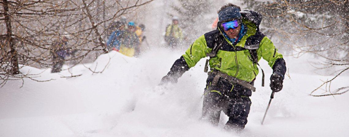Skitouren Val-Maira /
