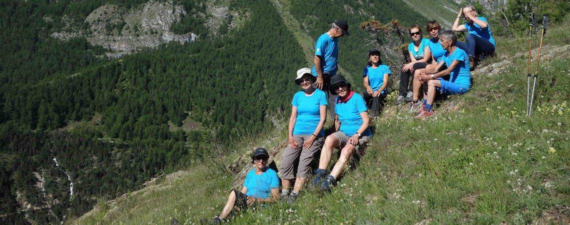 Wanderwoche Valle Maira / Rundwanderung