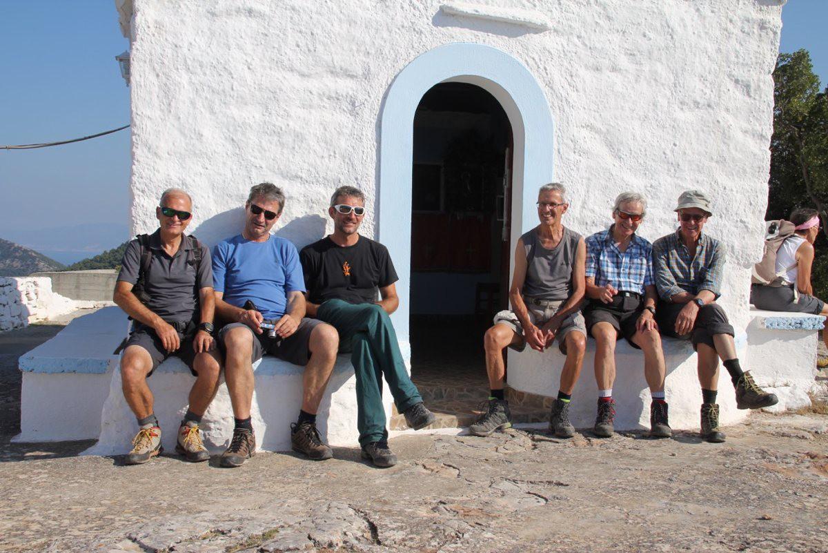 Wander Samos / Bei St. Elias