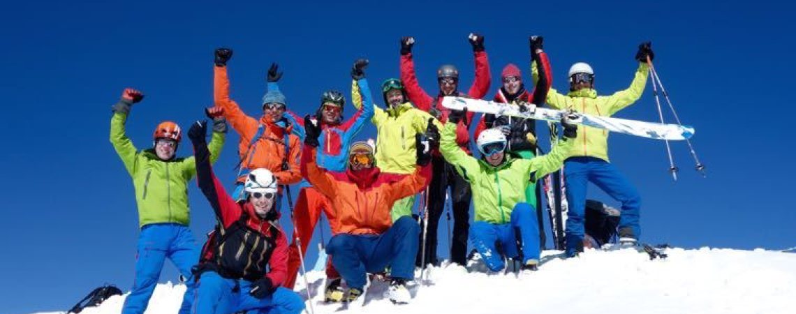 Jungen Alpinisten Südtirol in der Türkeii