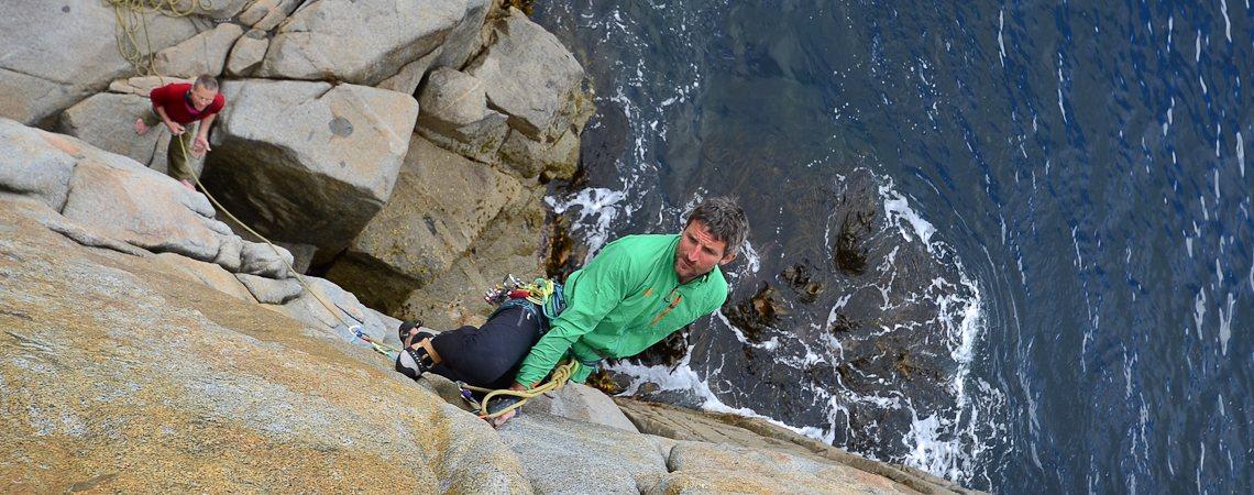 Bergerlebnis Klettern