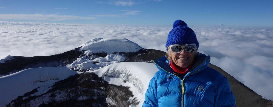 Trekkingreise Ecuador: Cotopaxi