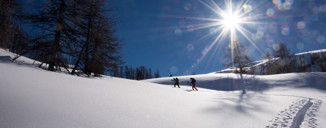 Skitouren Valle Maira 2015