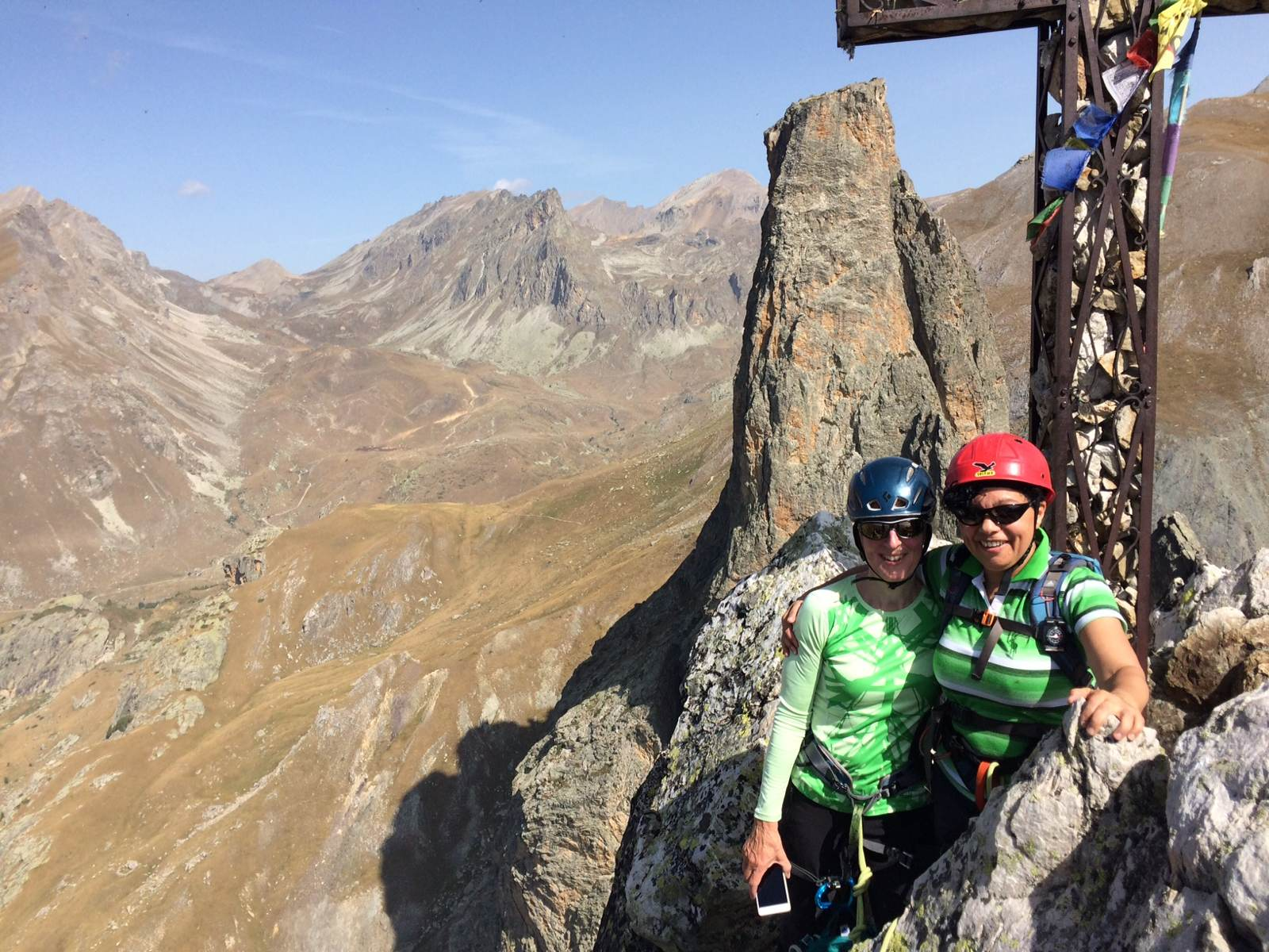 Klettertour Rocca Provenzale / Valle Maira